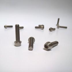 Titanový šroub M5x20 ISO 4762 taper head (inbus s konickou hlavou)