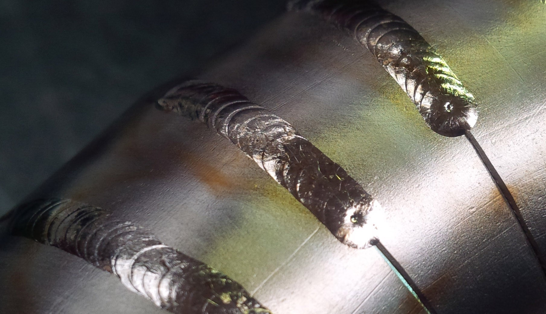 Svařování titanu
